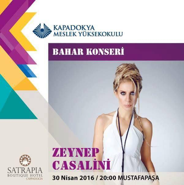 Zeynep Casalini Menajerlik Firması,